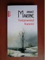 Anticariat: Andrei Makine - Testamentul francez (Top 10+)