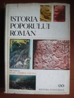 Anticariat: Andrei Otetea - Istoria poporului roman