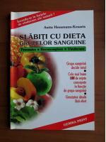 Anticariat: Anita Hessmann Kosaris - Slabiti cu dieta grupelor sanguine