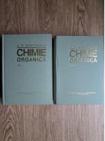 Anticariat: C. D. Nenitescu - Chimie organica (2 volume)