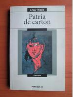 Anticariat: Cezar Pricop - Patria de carton