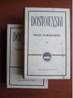 Dostoievski - Fratii Karamazov (2 volume, cartonate)
