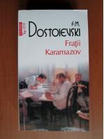 Anticariat: Dostoievski - Fratii Karamazov (Top 10+)