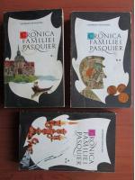 Anticariat: Georges Duhamel - Cronica familiei Pasquier (3 volume)