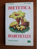 Anticariat: I Bordea - Dietetica diabeticului