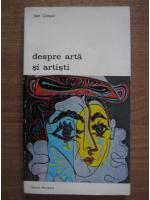 Anticariat: Jean Gimpel - Despre arta si artisti