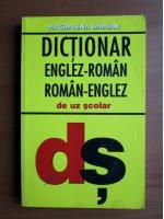 Anticariat: Magdalena Damian - Dictionar Englez-Roman, Roman-Englez de uz scolar