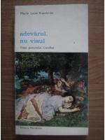 Anticariat: Marie Luise Kaschnitz - Adevarul, nu visul