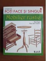 Nick Engler - Poti face si singur mobilier rustic