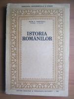 Anticariat: Petre P. Panaitescu - Istoria romanilor