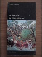 Anticariat: Richard Lewinsohn - O istorie a animalelor