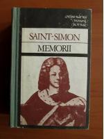 Anticariat: Saint Simon - Memorii