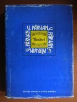 Anticariat: Vasile Parvan - Scrieri