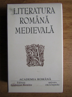 Literatura romana medievala