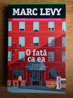 Anticariat: Marc Levy - O fata ca ea