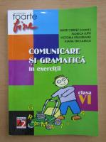 Matei Cerkez - Comunicare si gramatica. Clasa a VI-a (2005)