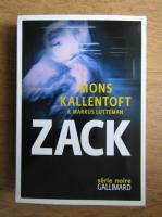 Mons Kallentoft - Zack
