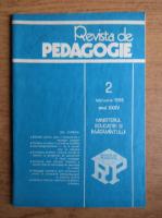 Anticariat: Revista de pedagogie, nr. 2, februarie 1986