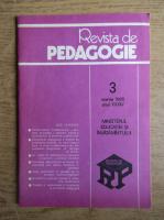 Anticariat: Revista de pedagogie, nr. 3, martie 1985