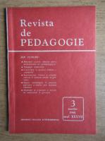 Anticariat: Revista de pedagogie, nr. 3, martie 1988