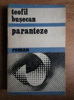 Teofil Busecan - Paranteze