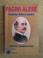 Anticariat: Vasile Alecsandri - Pagini alese