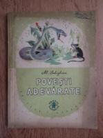 Alexandru Sahighian - Povesti adevarate