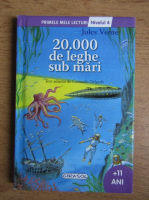 Anticariat: Jules Verne - 20. 000 de leghe sub mari