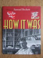Samuel Beckett - How it was