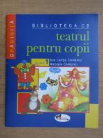 Ana Letitia Comanici - Teatrul pentru copii (volumul 1)