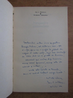 Dan C. Mihailescu - Perspective eminesciene (cu autograful autorului)