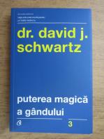 Anticariat: David J. Schwartz - Puterea magica a gandului