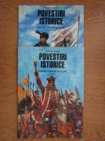Dumitru Almas - Povestiri istorice pentru copii si scolari (volumul 1 si 2)