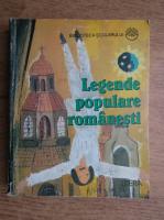 Anticariat: Legende populare romanesti