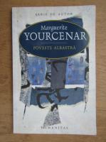 Anticariat: Marguerite Yourcenar - Poveste albastra