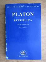 Platon - Republica (volumul 2)