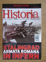 Revista Historia, an XII, nr. 130, noiembrie 2012
