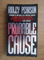 Anticariat: Ridley Pearson - Probable cause