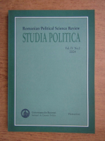 Anticariat: Romanian Political Science Review. Studia Politica, vol. IV, no. 2, 2004