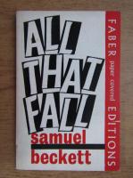 Samuel Beckett - All that fall