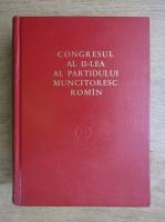 Congresul al II-lea al Partidului Muncitoresc Roman (23-28 decembrie 1955)