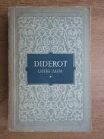 Anticariat: Denis Diderot - Opere alese (volumul 1)