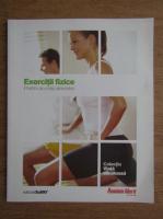 Anticariat: Exercitii fizice pentru un corp armonios