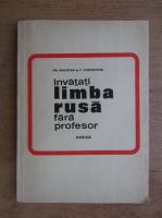 Gheorghe Bolocan - Invatati limba rusa fara profesor (Anexa)