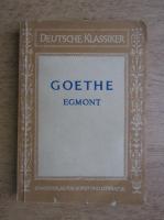 Goethe - Egmont