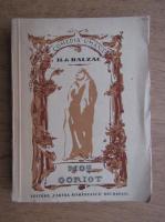 Anticariat: Honore de Balzac - Mos Goriot (1940)