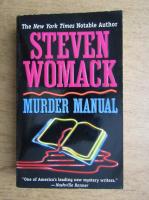 Anticariat: Steven Womack - Murder manual