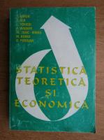 Anticariat: T. Baron - Statistica teoretica si economica