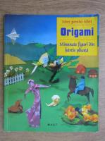 Zulal Ayture Scheele - Idei peste idei. Origami