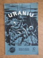 Anticariat: A. Rogoz, C. Ghenea - Uraniu (nr. 10, volumul 3)
